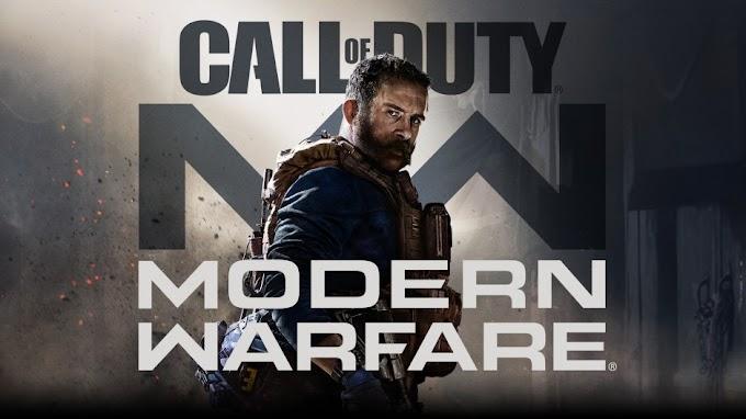 Sorteio Ganhe Uma Cópia De Call of Duty: Modern Warfare!