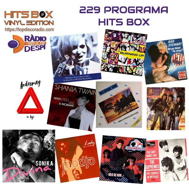 229 Programa Hits Box Vinyl Edition