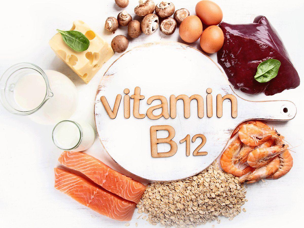 ومن أهم أعراض نقص فيتامين B12