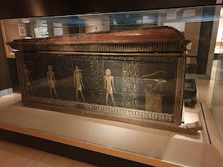 מומיה באגף העתיקות