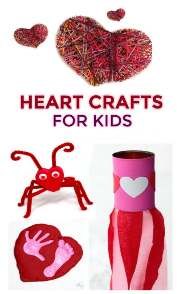30+ HEART CRAFTS FOR KIDS- such cute ideas!!  Crafts for valentines day #heartcrafts #heartcraftsforkids #valentineskids #valentinecrafts #valentinesdaycrafts #valentineskidscrafts #valentinesactivitiesforkids
