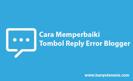 reply error blogger