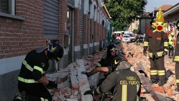 Crolla un tetto nel Varesotto, morte madre e figlia