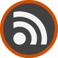 rss icon outline
