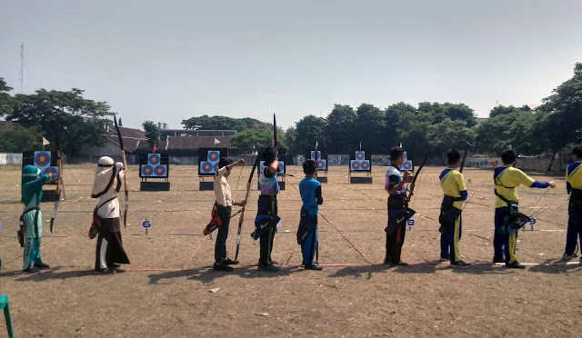 Pemanah cilik dari Lumajang di Piala KONI