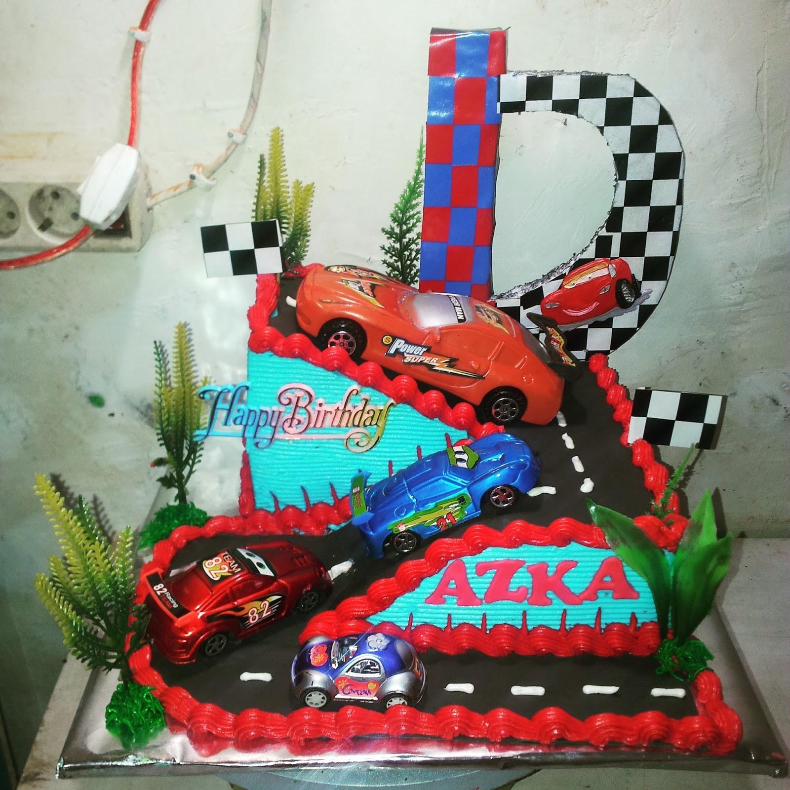 My Cake Rantepao Kue Ultah Anak Cowo