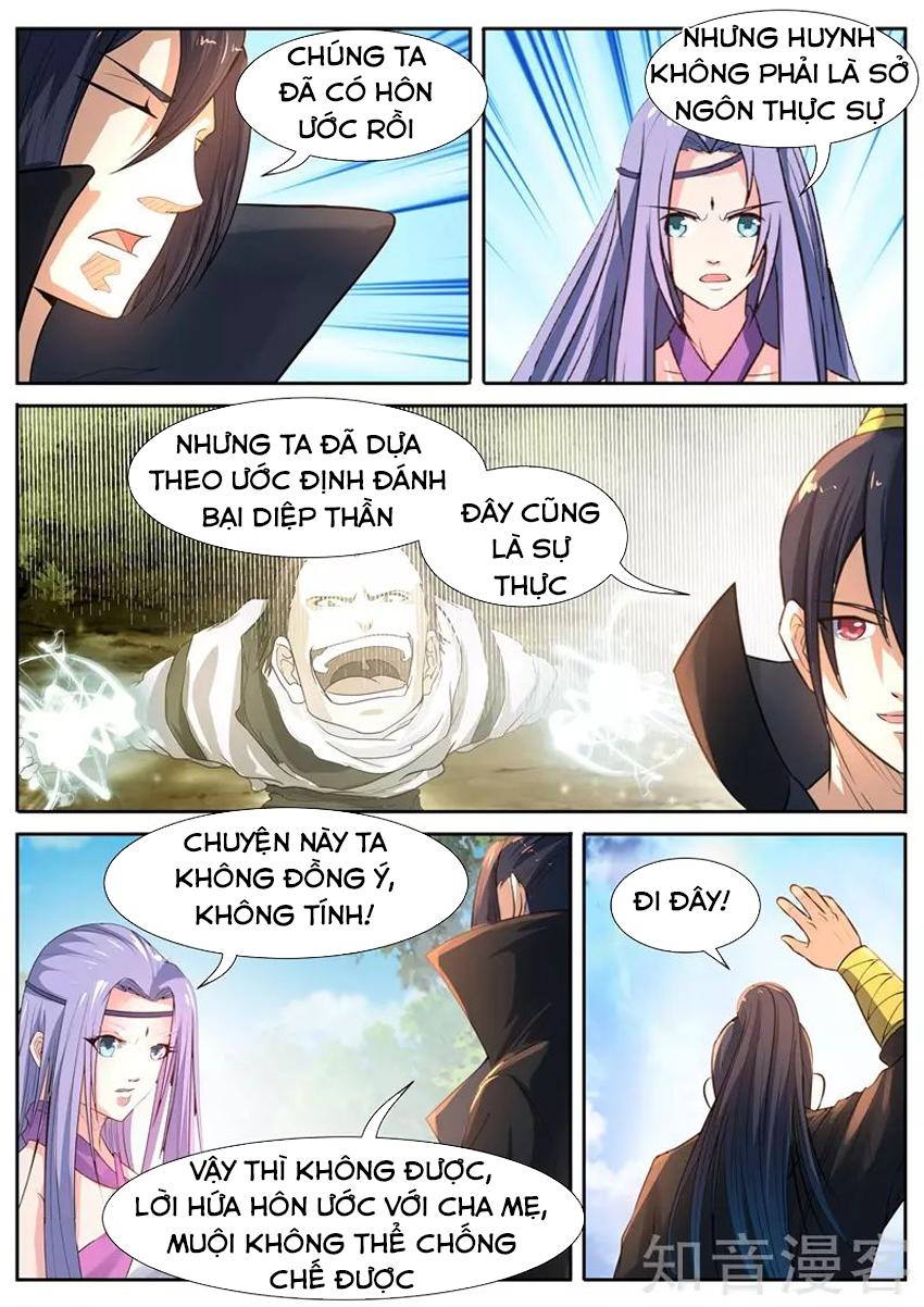 Ngự Thiên chap 57 - Trang 10