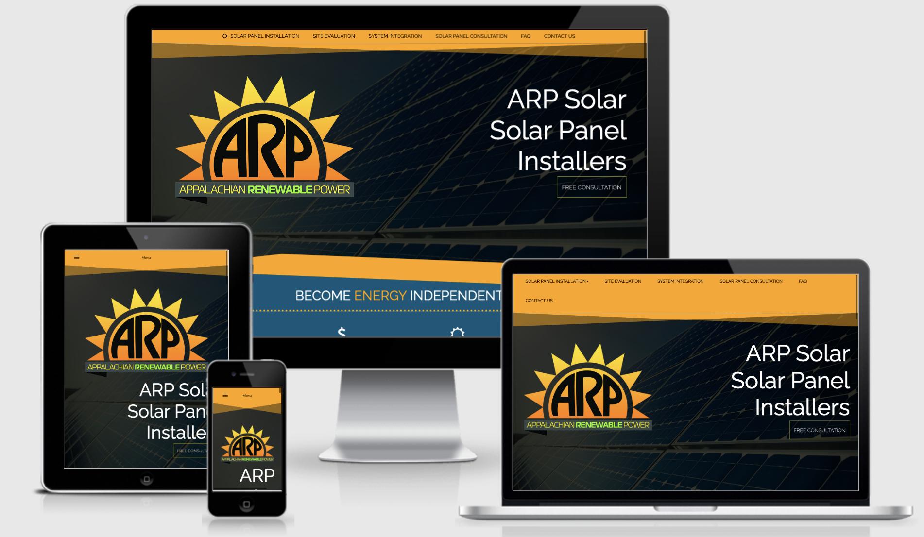 responsive website