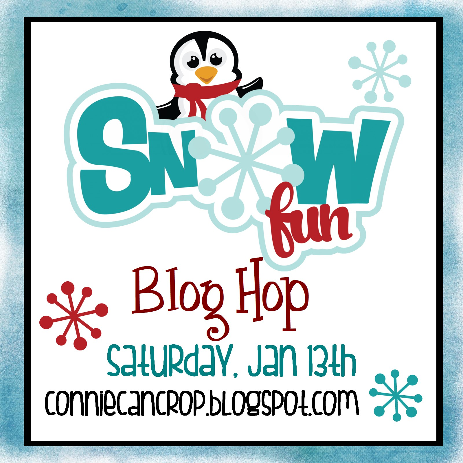 Snow Fun Blog Hop