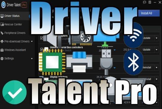 تحميل وتفعيل برنامج Driver Talent Pro عملاق البحث عن التعريفات وتحديثها اخر اصدار