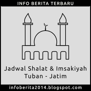 Jadwal Shalat dan Imsakiyah Tuban