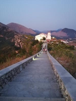 Dal redentore verso San Biagio