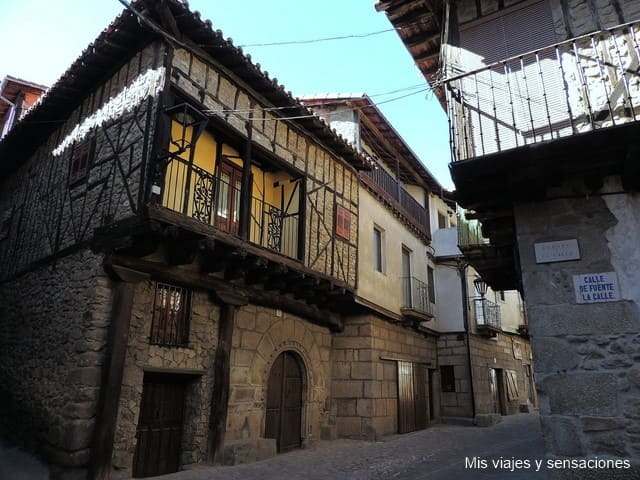 San Martín del Castañar, Salamanca