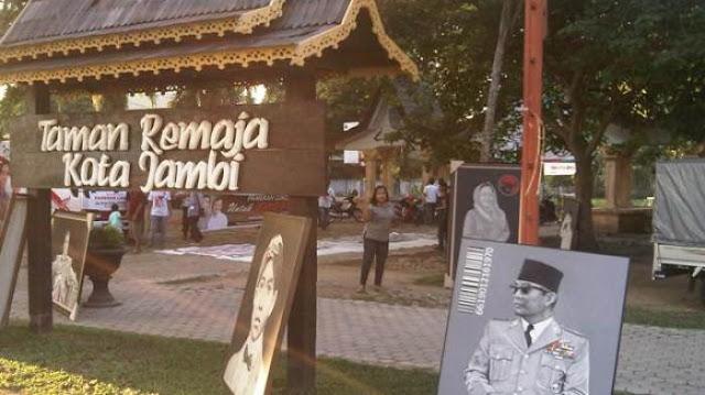 Taman Remaja | wisata Jambi | wonderful Indonesia