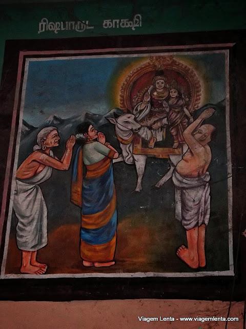 Dias 35 e 36 da viagem: cidades de Thanjavur e Trichy, Índia 2
