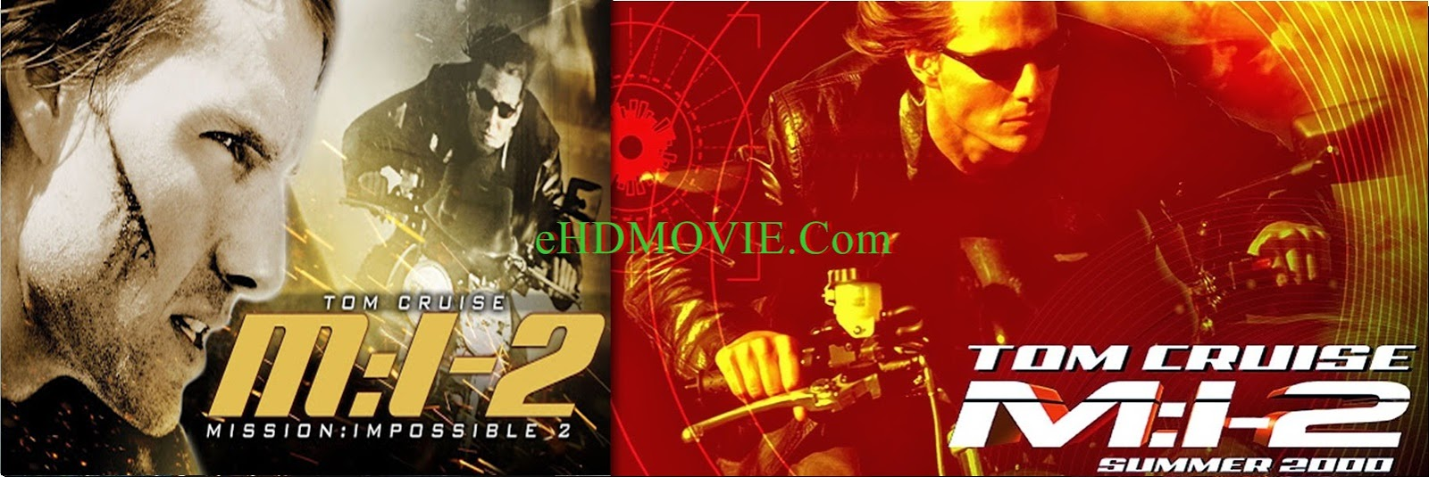 Mission: Impossible II 2000 Full Movie Dual Audio [Hindi – English] 1080p - 720p - 480p ORG BRRip 350MB - 850MB - 2GB ESubs Free Download