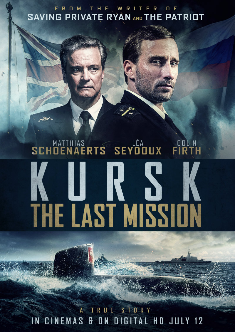 kursk the last mission poster