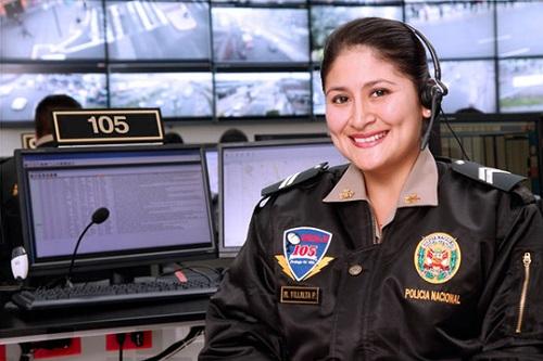 105 Y 911 Central De Emergencias De La Polic 237 A De Per 250