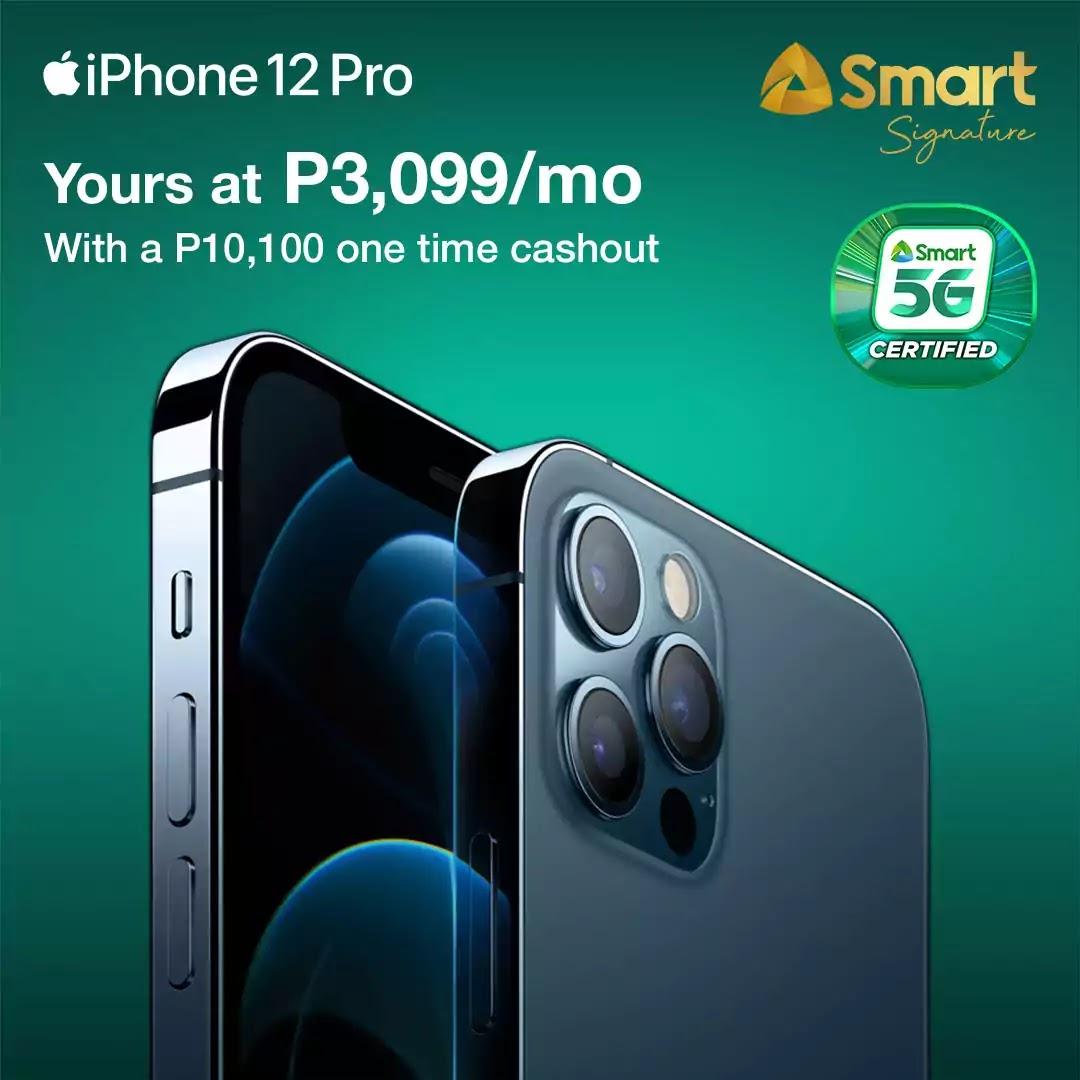 Smart iPhone 12 Pro Signature 5G Plans