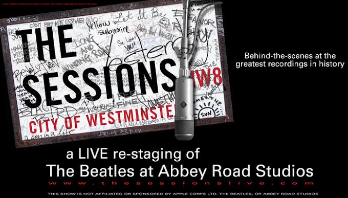 ビートルズのレコーディング現場を追体験「ザ・セッションズ」日本武道館公演
