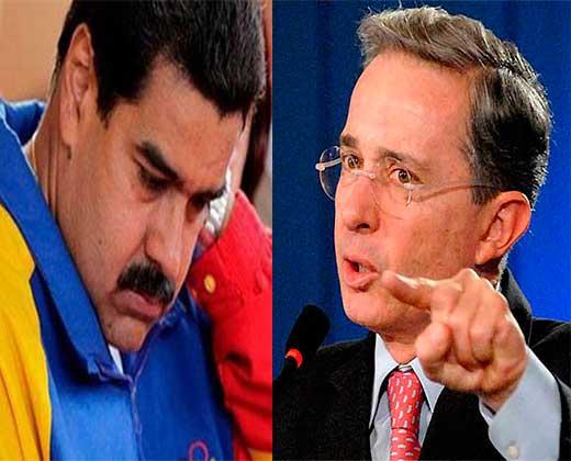 Así fue el contundente mensaje de Alvaro Uribe para Nicolàs Maduro (+Video)