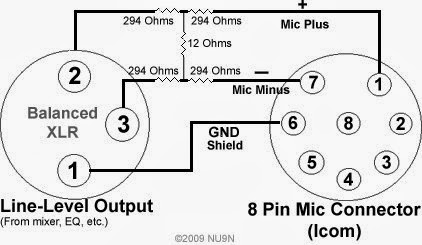 Icom Plug Wiring. Diagram. Wiring Diagram Images