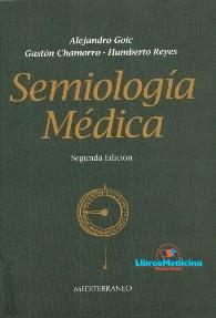 Semiologia Medica - Goic, Chamorro, Reyes - 2a Edicion