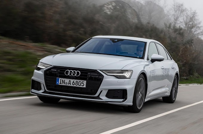 New 2019 Audi A6 Performance Review