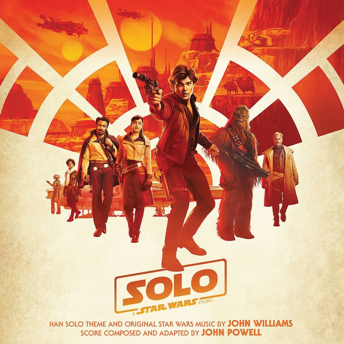 OUT NOW: 'SOLO: A STAR WARS STORY' - THE ORIGINAL SOUNDTRACK