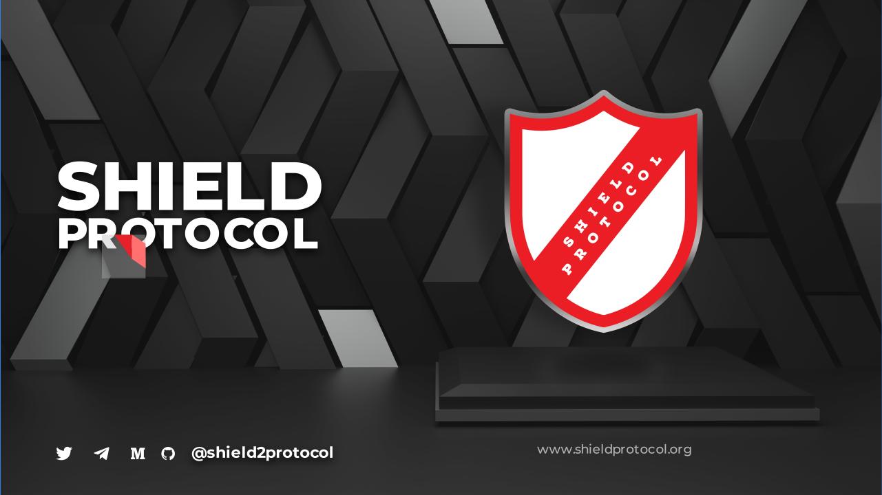 Token Shield Protocol, (SHIELD)