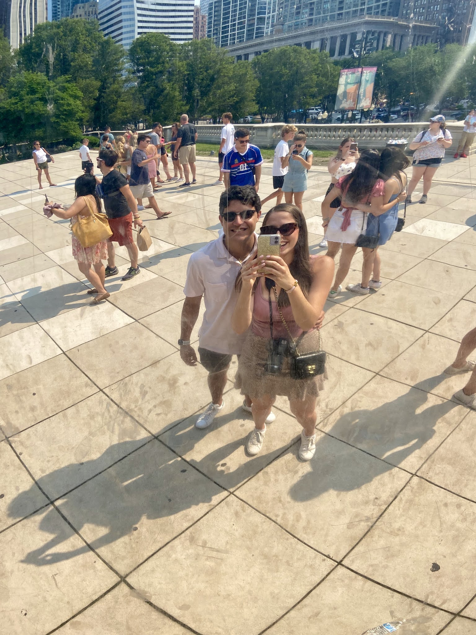 chicago illinois bean, explore chicago, chicago travel guide, summer in Chicago