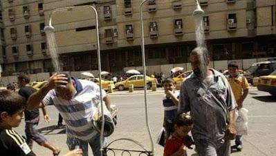 متنبئ جوي يطمئن المواطنين بتغيير كبير لدرجات لحرارة في العراق الأسبوع المقبل