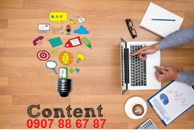 Dịch vụ quản trị nội dung website chất lượng giá rẻ tại hcm
