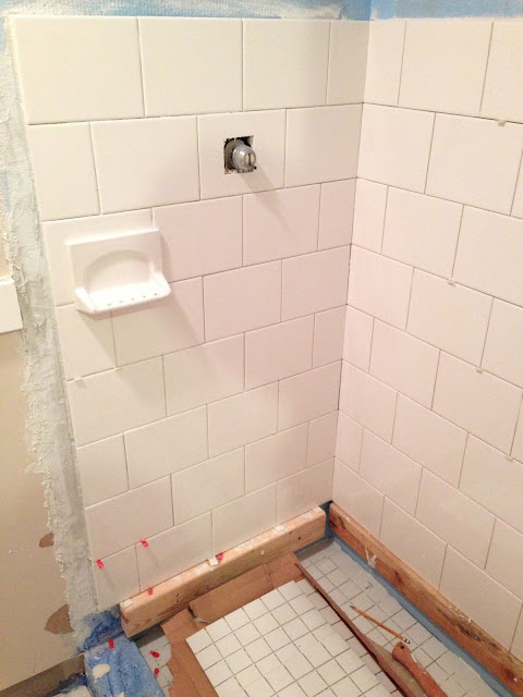 the shields family bathroom reno part 3 tile 13920