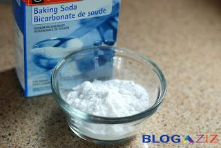 Memutihkan Gigi dengan Baking soda