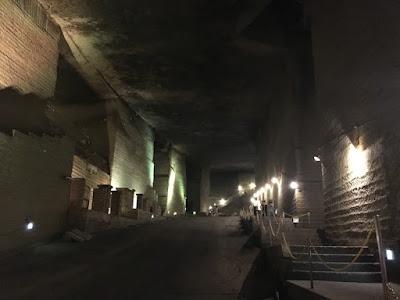 大谷資料館 地下坑内