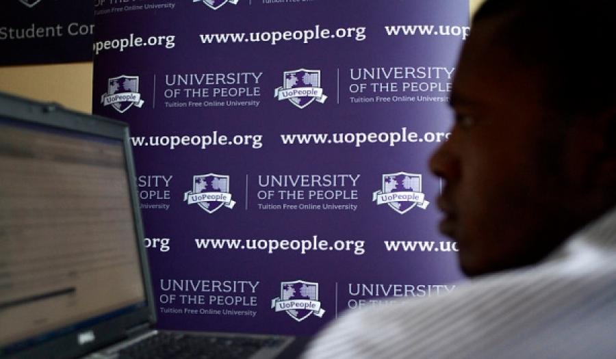 التسجيل في جامعة الناس الأمريكية UoPeople