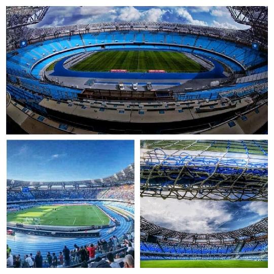 ملعب نابولى سان باولو