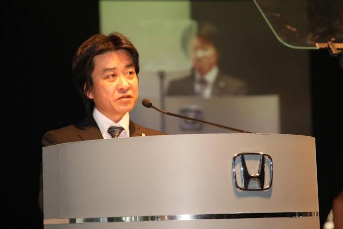 Honda anuncia novo Chief Officer para operações na América do Sul