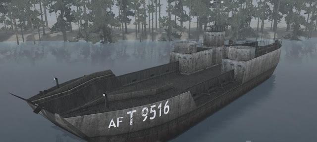 Mod Kapal Ferry Spintires Mudrunner
