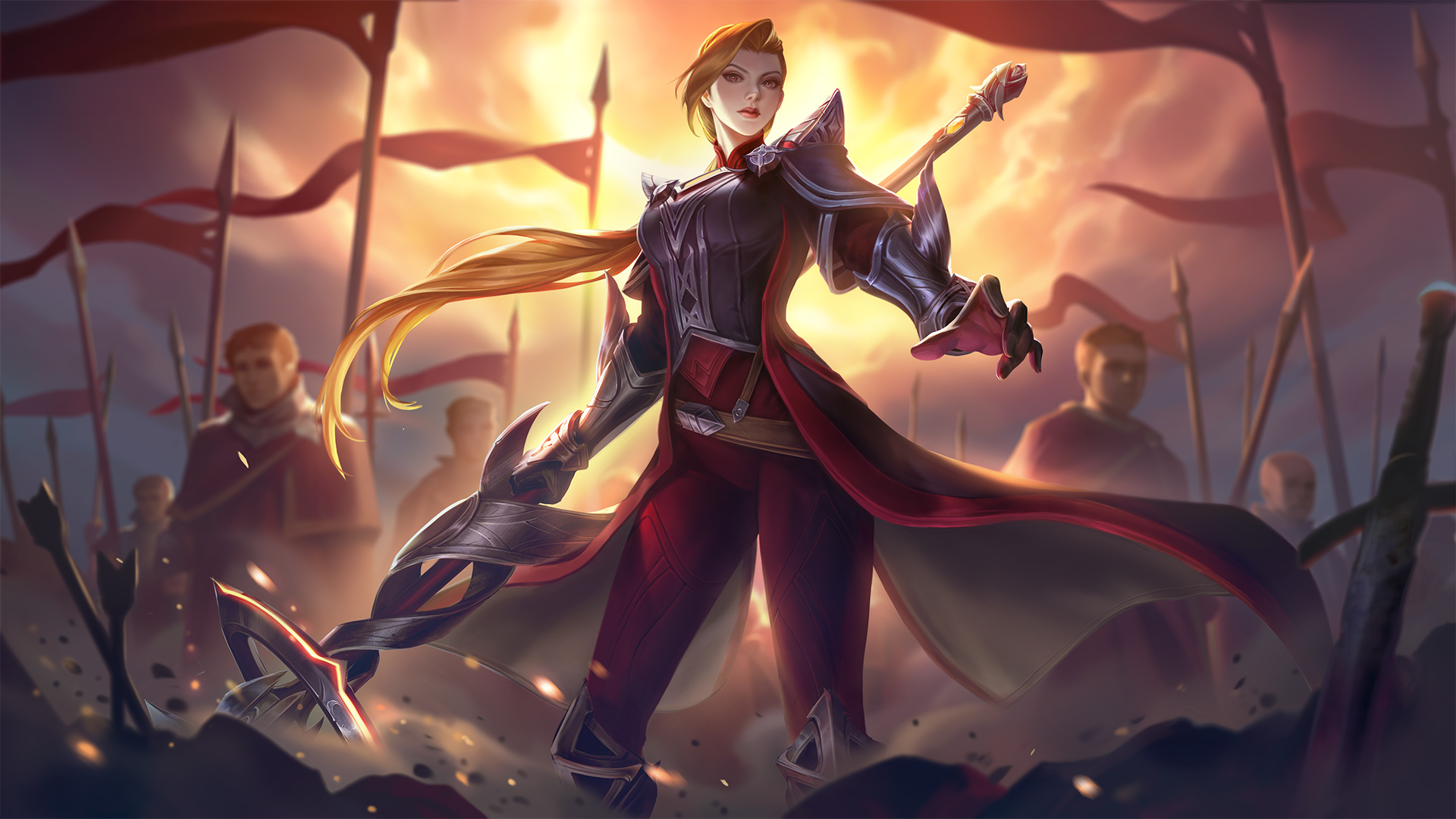 Best Build Silvanna Mobile Legends From Top Global 2021