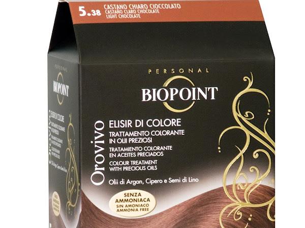 Scopri Biopoint Orovivo Elisir di Colore!