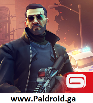 لعبة Gangstar New Orleans v1.8.0d MOD باصدارها الاخير والمعدل (Unlimited Ammo/No Reload)