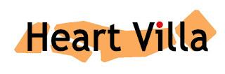 新規ブランド「ハートヴィラ」のロゴ画像