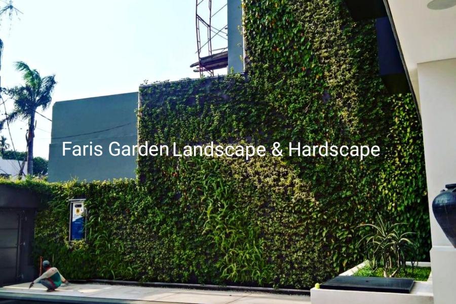 Jasa Vertical Garden Surabaya   Desain Pembuatan Taman Vertical di Surabaya