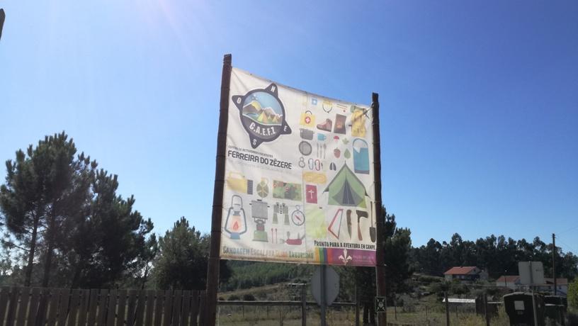 Centros e Campos Escutistas de Ferreira do Zêzere