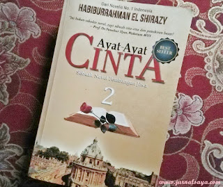 novel ayat ayat cinta 2