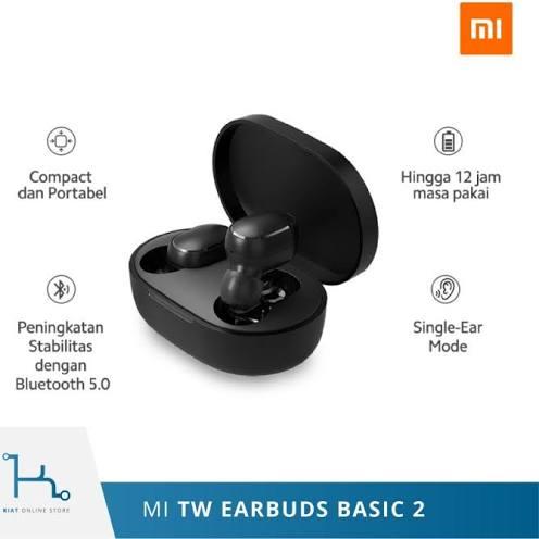 Erentech-Mi Wireless Earbuds Basic 2