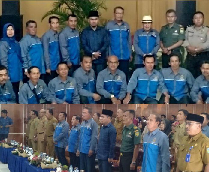 Pengukuhan Pengurus KTNA Sungaipenuh Dihadiri Ketua DPRD Sungai Penuh