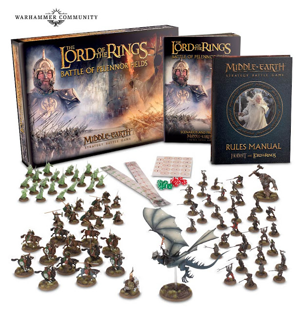 Games Workshop: The Battle of Pelennor Fields - Middle-earth™ Pre-order Preview – Forth Eorlingas!